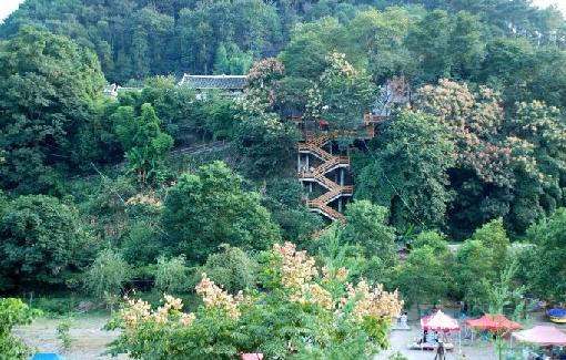 开阳南江天峡谷凤凰寨