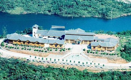 金桂湖国际会议度假中心