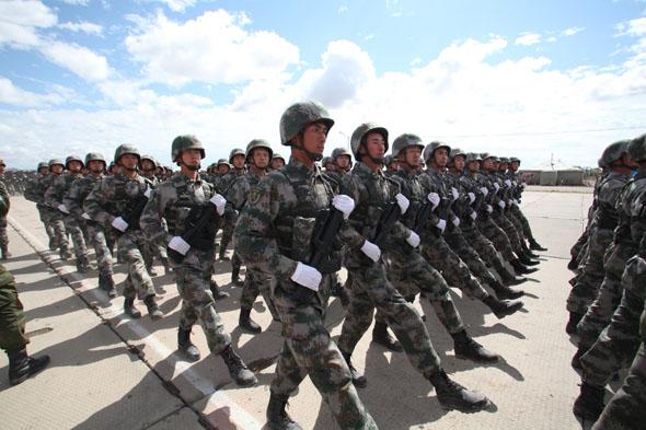 珠海军训拓展机构项目简介:军训